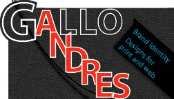 Andres Gallo Business Card Front